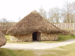 Early Medieval Irish House