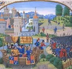 The peasants Revolt