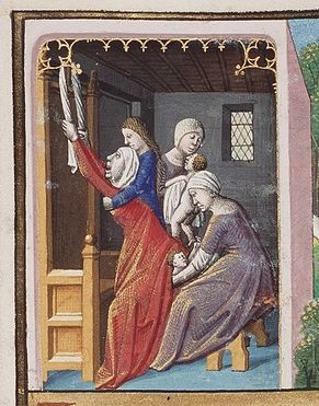 Medieval Childbirth